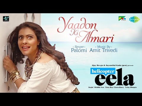 Yaadon Ki Almari| Helicopter Eela | Kajol | Riddhi Sen | Tota Roy Chowdhury | Palomi Ghosh