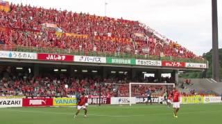 2013/9/14 J1第25節 清水エスパルス×名古屋グランパス IAIスタジアム日...