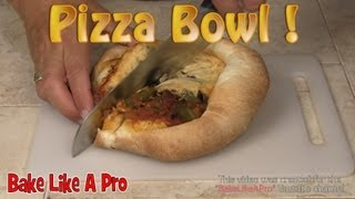 Pizza Bowl Recipe - Upside Down Pizza Recipe