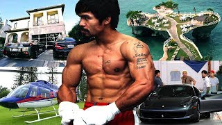 Manny Pacquiao's Lifestyle ★ 2019
