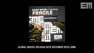 Randy Boyer feat. Cari Golden - Fragile (Cerf & Mitiska Remix) SAMPLER EDIT