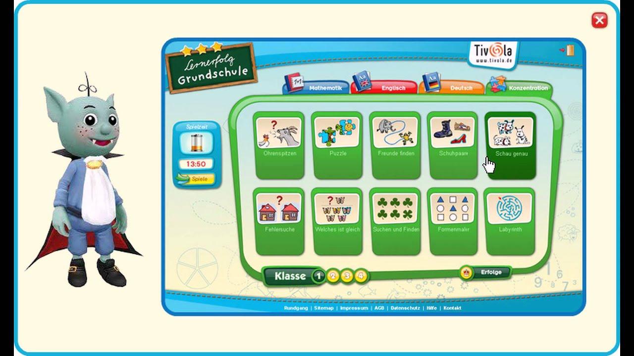 Erste Schritte auf lernerfolg.de - Mathe, Deutsch und Englisch ...