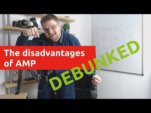 Disadvantages & Myths of AMP | Reasons not to use AMP on your website DEBUNKED