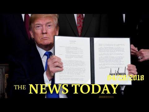 Trump's Next $100 Billion Tariff Dilemma: Hit Wal-Mart Or Apple Store? | News Today | 04/20/201...