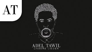 "Adel Tawil ""Unsere Lieder"" (Lyric Video)"