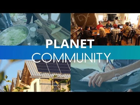 Planet Community - Episode 1 - Dancing Rabbit Ecovillage