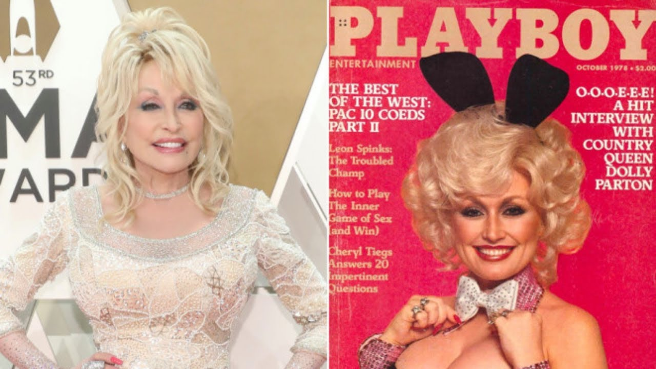 Dolly Parton Is Considering Posing for Playboy for Her 75th Birthday