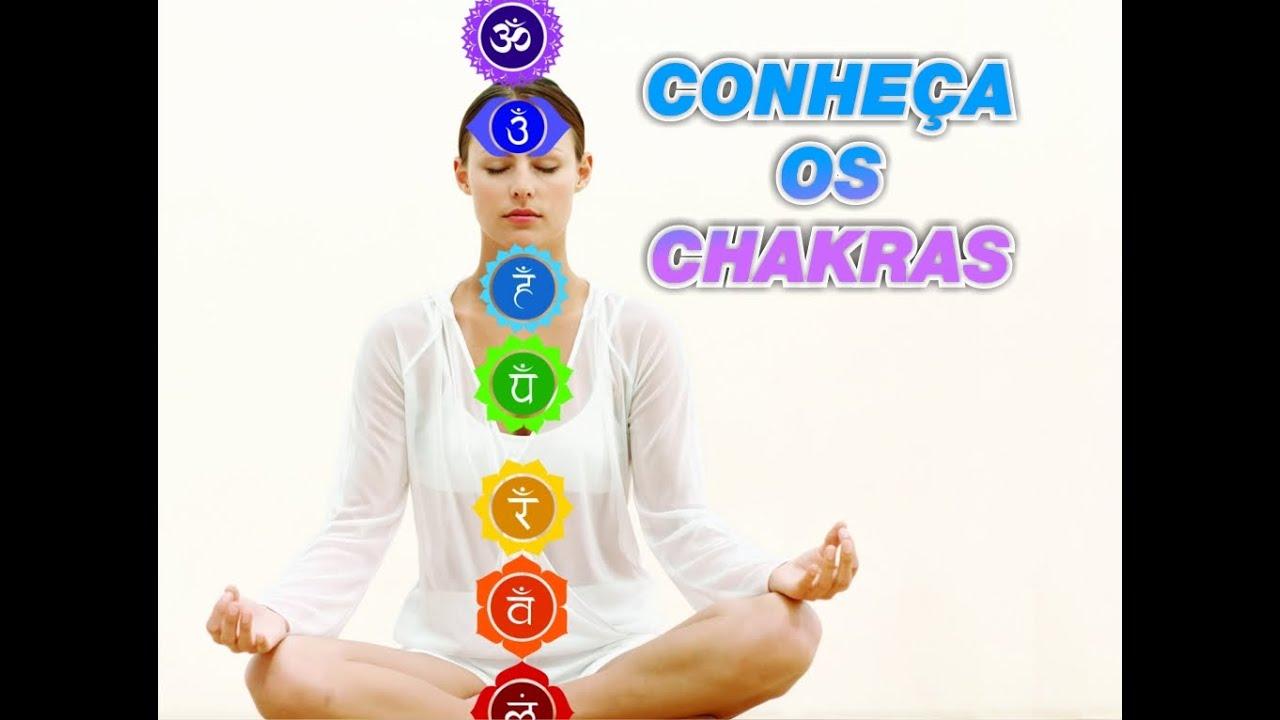 Excepcional Chakras e Kundalini - Conheça os Chakras (Legendado em Português  DO39