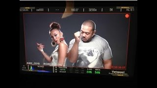 Behind The Scene Agnezmo