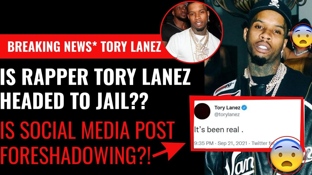 Tory Lanez Speaks Out Amid Speculation He's In Jail - Rap Basement