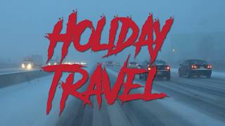 HOLIDAY TRAVEL - Horror Story or Christmas Miracle? Dr. Biscuits' Radical Road Trip can Help!