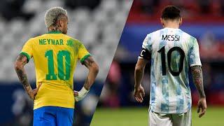 لحظة ايقاف مباراة البرازيل والارجنتين تصفيات كاس العالم 2021 من وزارة الصحة البرازيلية