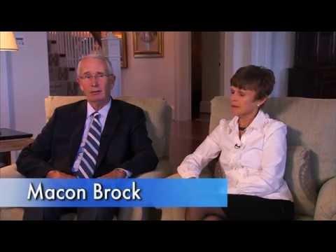 Macon and Joan Brock - Outstanding Philanthropists