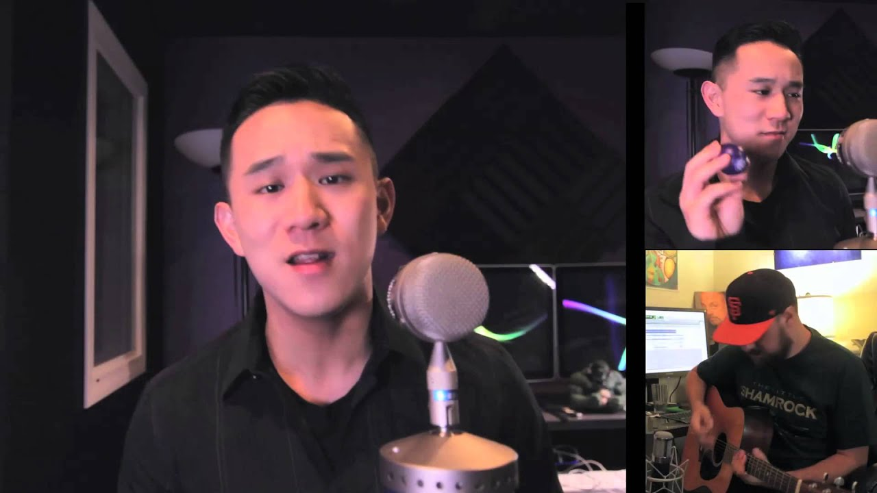 Cheerleader (Acoustic) - Jason Chen - YouTube
