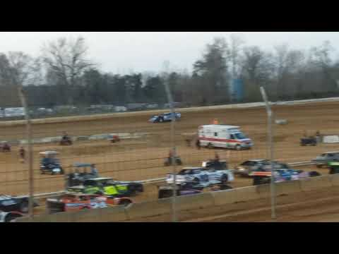 Tyler Emory Potomac Speedway Warm-up 46 super late model