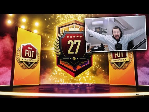 HEADLINER PACKED! - TOP 100 FUT CHAMPS REWARDS - FIFA 19 Ultimate Team