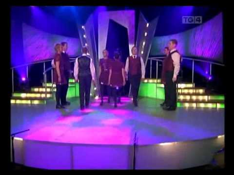 The North Galway Set Dancers.