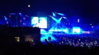 Swedish House Mafia @ Tomorrowland 2012 In My Mind (Axwell Remix)