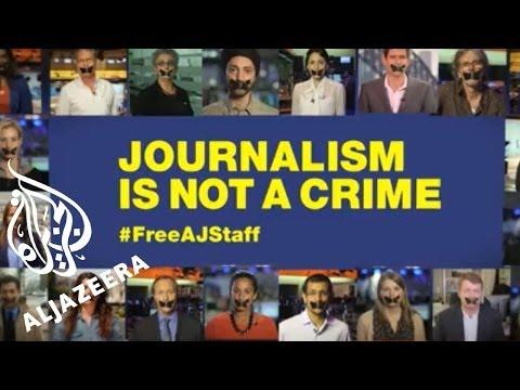 100 days - #FreeAJStaff