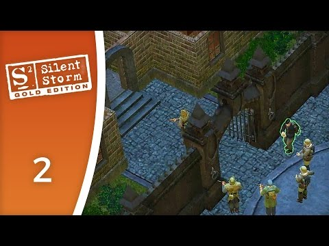 A nice mansion to defend - Let's Play Silent Storm #2