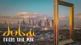DUBAI: From the Air   4K   DJI Mavic Pro