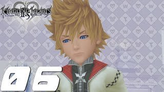 Kingdom Hearts HD 2.5 ReMIX - Kingdom Hearts II Final Mix - Ep. 6 - The 6th Day