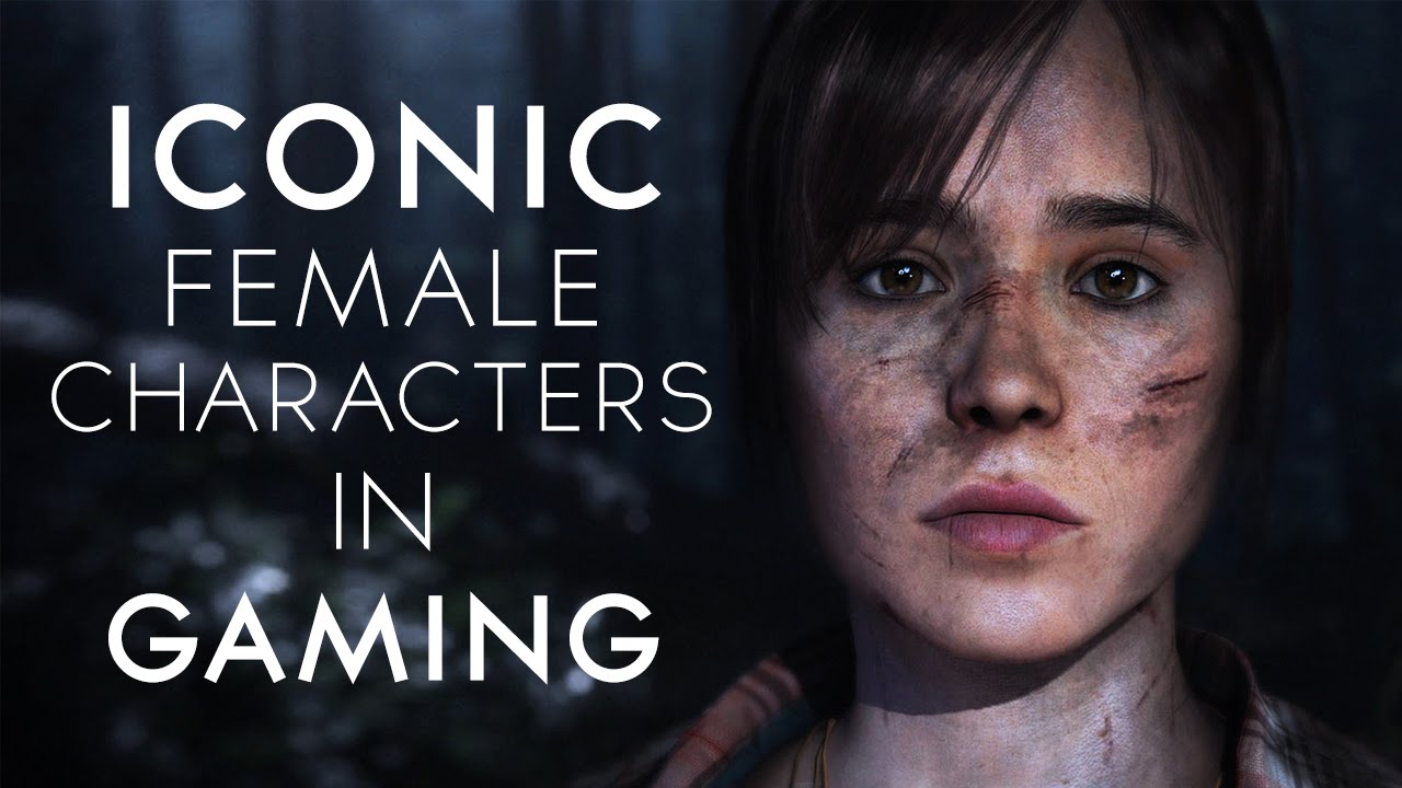Iconic Female Characters in Gaming