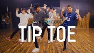 tip toe tutorial