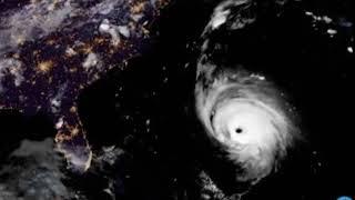 τυφώνας «Φλόρενς» video 2 newsinfo.gr
