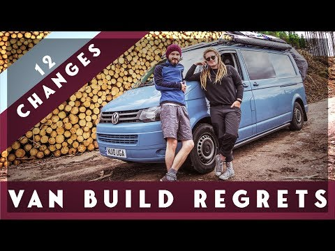 Van Build REGRETS - Was Our Self Build Camper A Success? Vanlife UK