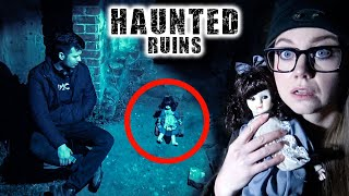 This was INTENSE! | Paranormal Activity at Haunted Ruins | Anstey Hill