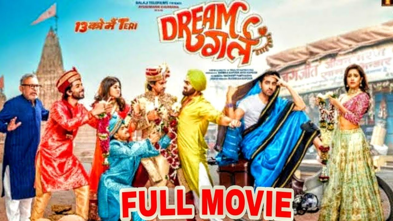 Dream Girl full movie hd | Ayushmann khurrana | Nushrat Bharucha | Latest Bollywood Movie 2019