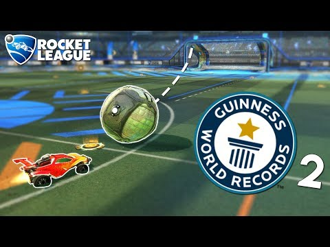 BEST OF WORLD RECORDS 2 | Rocket League