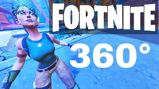 FORTNITE 360° VR video Battle Royale Gameplay Virtual Reality