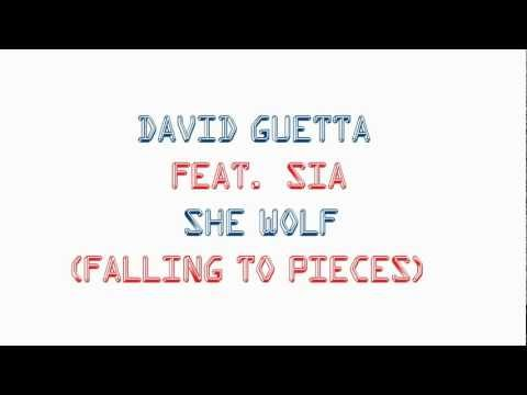 David Guetta feat Sia  She wolf Falling to pieces + DOWNLOAD LINK!!!