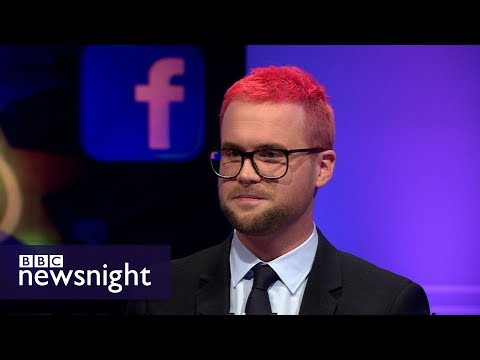 Christopher Wylie: 'We shouldn't stand for cheating' - BBC Newsnight