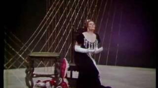 Joan Sutherland sings TOSCA Vissi d