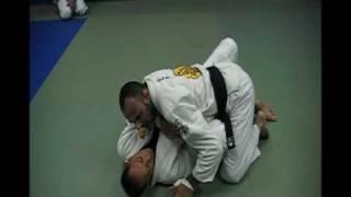 Side Control – Bottom Position – www.gracienewjersey.com – Professor David Adiv