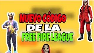 YA SALIO!! NUEVO CODIGO [ 24 DE ENERO]  | CÓDIGO DE OFICIAL DE LA FREE FIRE LEAGUE 🎁💎