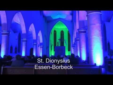 Farbenspiel in St. Dionysius
