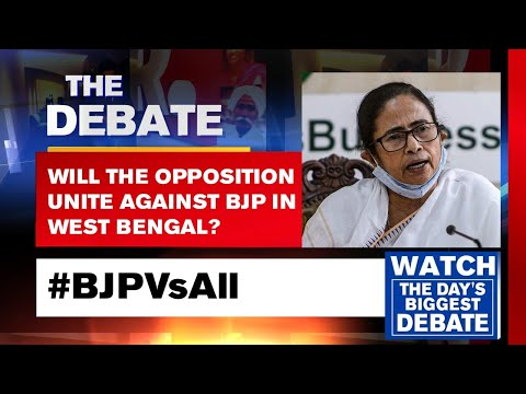 Will the opposition unite against BJP in West Bengal? | The Debate thumbnail