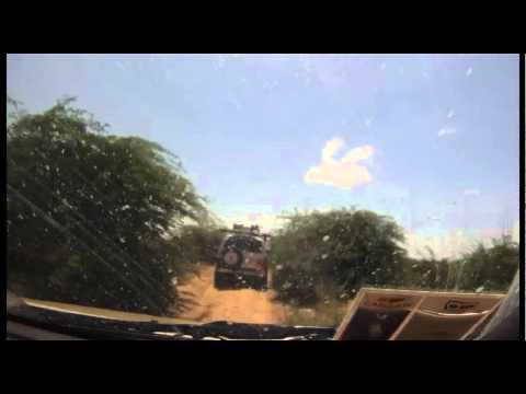 Pista verso il Senegal