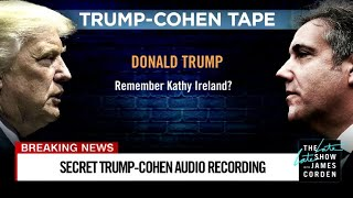 We Have the Trump-Cohen Tapes You Haven't Heard Yet