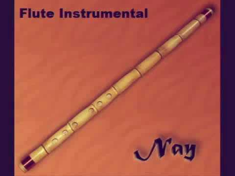 Nay instrument de musique arabe