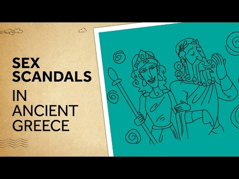 Sex Scandals in Ancient Greece