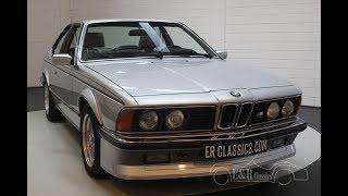 BMW M635CSI 1984 -VIDEO- www.ERclassics.com