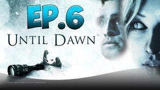 Стрим-прохождение Until Dawn [#6. Финал]
