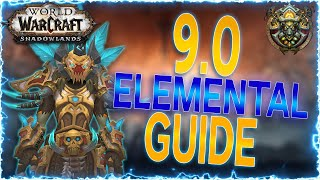 ⚡️ Pre-Patch/Shadowlands Elemental Shaman Guide: Skill/Talen…