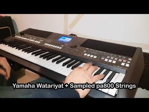 [STYLES] Yamaha S670 S770 S970 A2000 A3000 Tyros Turkish/Greek/Oriental Pack Set - Read Description