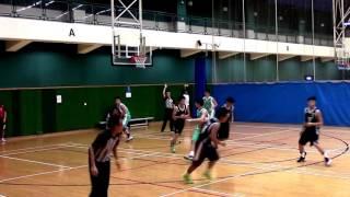 20160921 屯門學界籃球賽 A grade 初賽 【馬